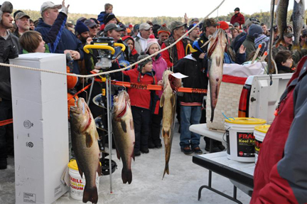 10 Annual Ice Fishing Derby Little Ossipee Lake Waterboro Maine